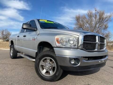 2009 Dodge Ram Pickup 2500 for sale at UNITED Automotive in Denver CO