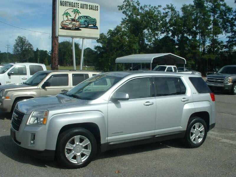 2012 GMC Terrain for sale at Northgate Auto Sales in Myrtle Beach SC