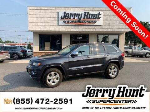 2014 Jeep Grand Cherokee for sale at Jerry Hunt Supercenter in Lexington NC