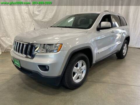 2011 Jeep Grand Cherokee for sale at Green Light Auto Sales LLC in Bethany CT