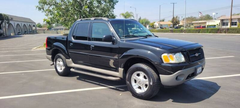 2003 Ford Explorer Sport Trac for sale at Alltech Auto Sales in Covina CA