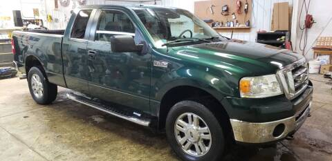 2008 Ford F-150 for sale at Van Kalker Motors in Grand Rapids MI