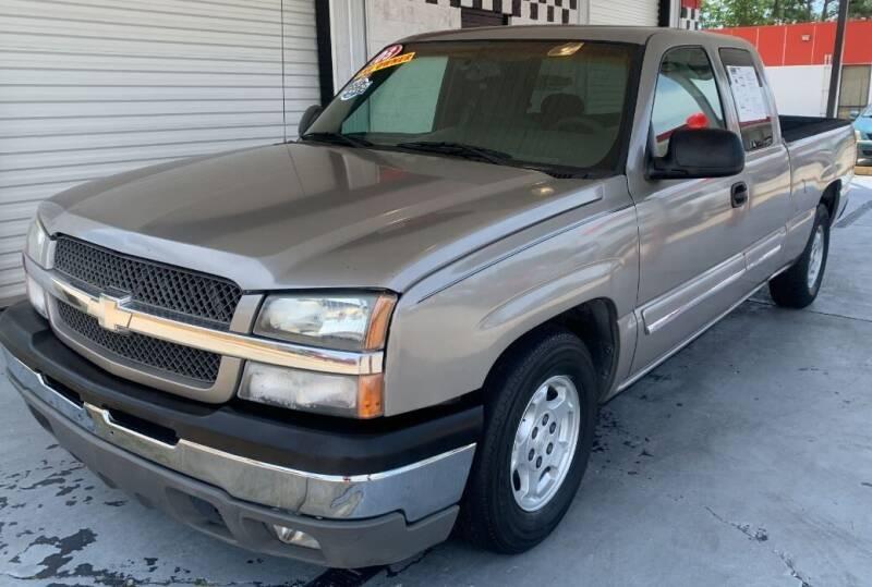 2003 Chevrolet Silverado 1500 for sale at Tiny Mite Auto Sales in Ocean Springs MS