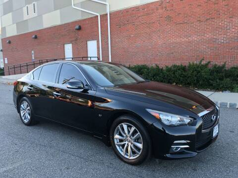 2015 Infiniti Q50 for sale at Imports Auto Sales Inc. in Paterson NJ