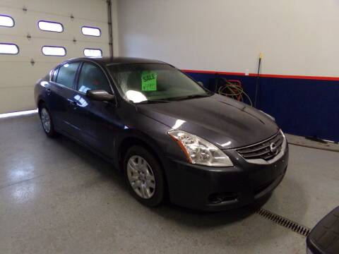 2012 Nissan Altima for sale at Pool Auto Sales Inc in Spencerport NY