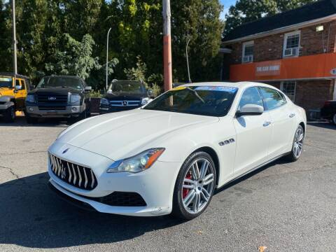 2017 Maserati Quattroporte for sale at Bloomingdale Auto Group in Bloomingdale NJ