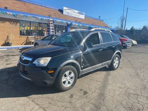 2009 Chevrolet Equinox for sale at Duke Automotive Group in Cincinnati OH