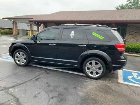 2009 Dodge Journey for sale at Clarks Auto Sales in Connersville IN