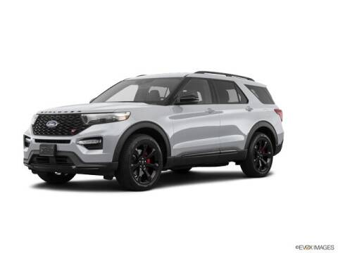 2021 Ford Explorer for sale at Greenway Automotive GMC in Morris IL