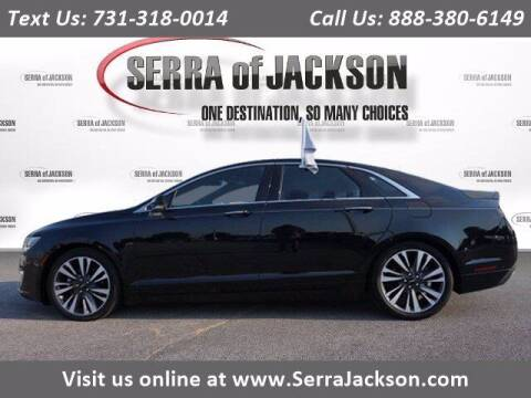 2019 Lincoln MKZ for sale at Serra Of Jackson in Jackson TN