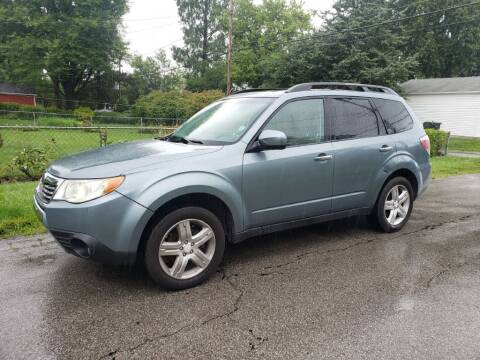 2010 Subaru Forester for sale at REM Motors in Columbus OH