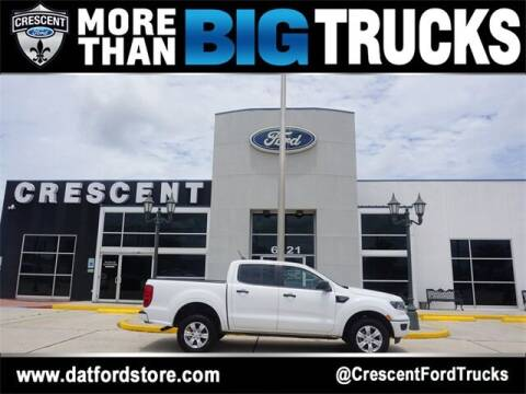 2019 Ford Ranger for sale at Crescent Ford in Harahan LA