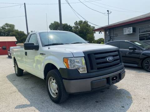 2011 Ford F-150 for sale at Pary's Auto Sales in Garland TX