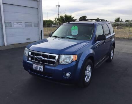2009 Ford Escape for sale at My Three Sons Auto Sales in Sacramento CA