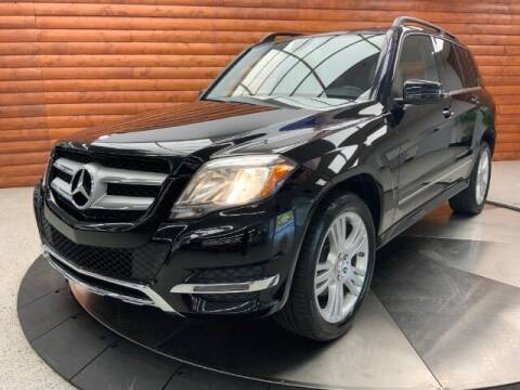 2014 Mercedes-Benz GLK for sale at Dixie Motors in Fairfield OH