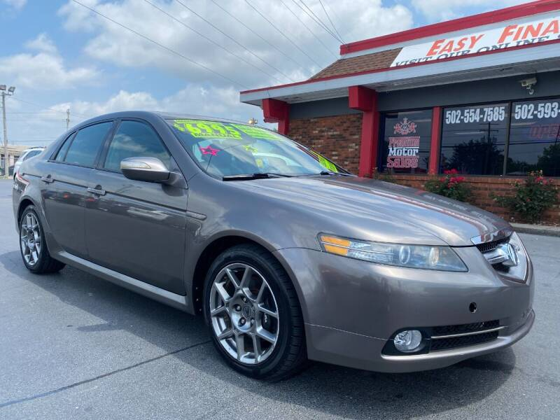 2007 Acura TL for sale at Premium Motors in Louisville KY