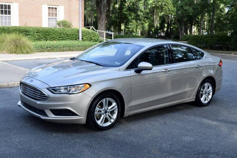 2018 Ford Fusion Hybrid for sale in Tallahassee, FL