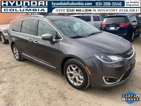 2017 Chrysler Pacifica for sale at Hyundai of Columbia Con Alvaro in Columbia TN