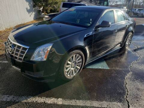 2012 Cadillac CTS for sale at Freds Auto Sales LLC in Carson City NV