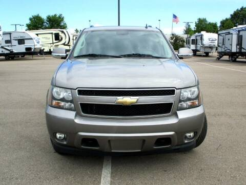 2007 Chevrolet Tahoe for sale at Auto Legend Inc in Linden NJ