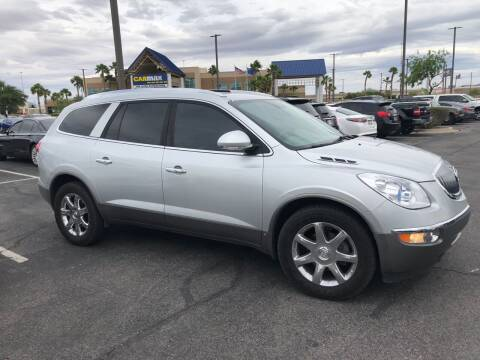 2010 Buick Enclave for sale at GEM Motorcars in Henderson NV