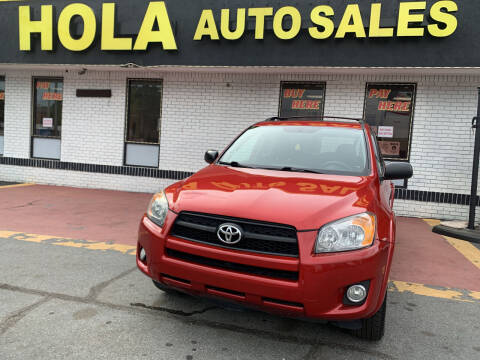 2009 Toyota RAV4 for sale at HOLA AUTO SALES CHAMBLEE- BUY HERE PAY HERE - in Atlanta GA