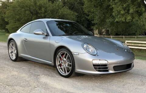 2009 Porsche 911 for sale at Classic Car Deals in Cadillac MI