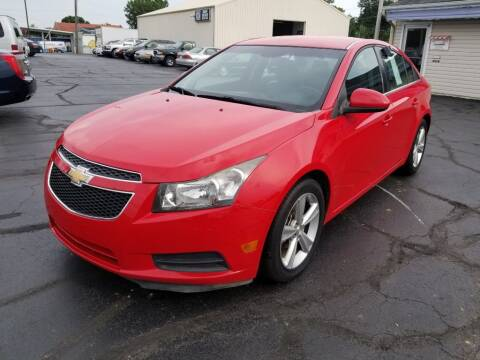 2014 Chevrolet Cruze for sale at Larry Schaaf Auto Sales in Saint Marys OH