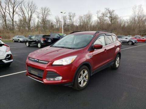 2014 Ford Escape for sale at White's Honda Toyota of Lima in Lima OH