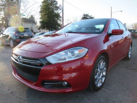 2014 Dodge Dart for sale at PRESTIGE IMPORT AUTO SALES in Morrisville PA