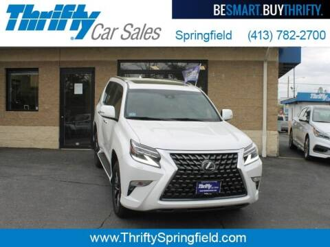 2020 Lexus GX 460 for sale at Thrifty Car Sales Springfield in Springfield MA