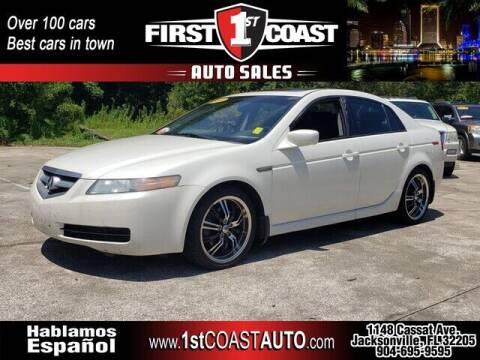 2006 Acura TL for sale at 1st Coast Auto -Cassat Avenue in Jacksonville FL