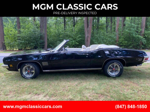 1971 Pontiac Le Mans for sale at MGM CLASSIC CARS-New Arrivals in Addison IL