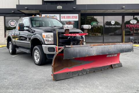 2013 Ford F-350 Super Duty for sale at Michaels Auto Plaza in East Greenbush NY