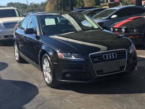 2011 Audi A4 for sale at Magic Motors Inc. in Snellville GA