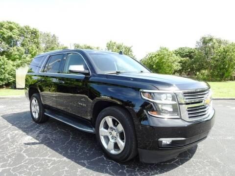 2016 Chevrolet Tahoe for sale at SUPER DEAL MOTORS 441 in Hollywood FL