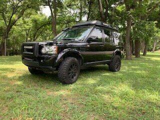 2010 Land Rover LR4 for sale at Mankin Custom Motors, LLC in Addison TX