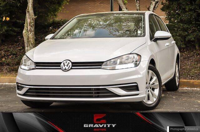 2021 Volkswagen Golf for sale at Gravity Autos Atlanta in Atlanta GA