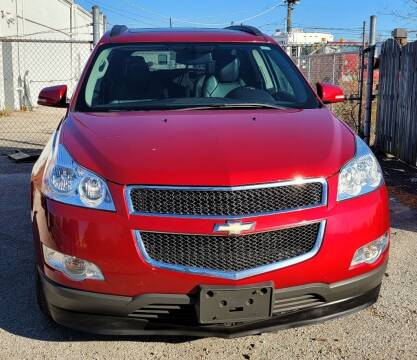 2012 Chevrolet Traverse for sale at Wisdom Auto Group in Calumet Park IL