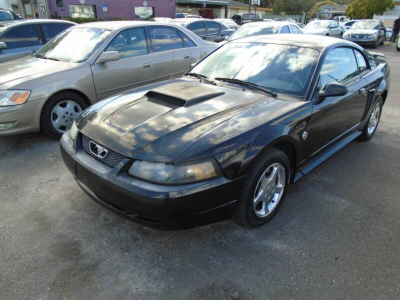2004 Ford Mustang for sale at Bargain Auto Mart Inc. in Kenneth City FL