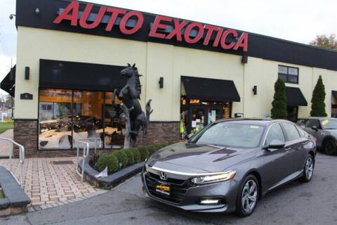 2018 Honda Accord for sale at Auto Exotica in Red Bank NJ