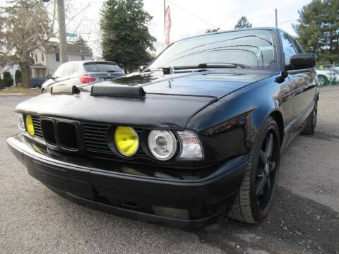 1993 BMW 5 Series for sale at PRESTIGE IMPORT AUTO SALES in Morrisville PA