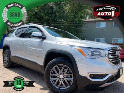 2019 GMC Acadia for sale at Street Smart Auto Brokers in Colorado Springs CO