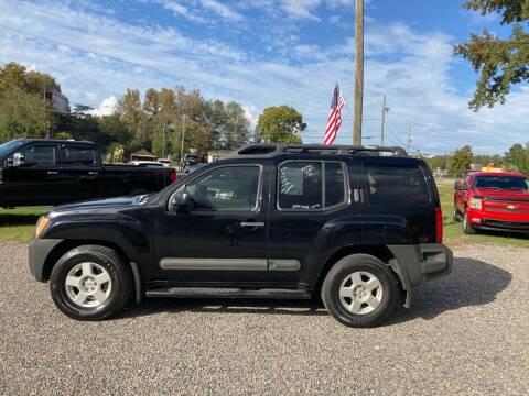 2006 Nissan Xterra for sale at Joye & Company INC, in Augusta GA