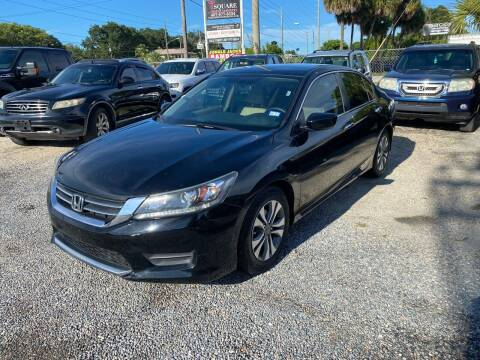 2015 Honda Accord for sale at Velocity Autos in Winter Park FL