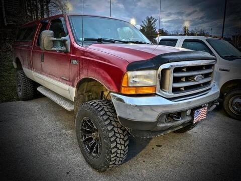 2001 Ford F-350 Super Duty for sale at Carder Motors Inc in Bridgeport WV