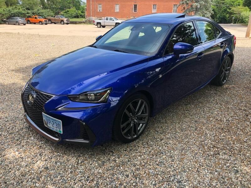 2018 Lexus IS 300 for sale at SODA MOTORS AUTO SALES LLC in Newport RI
