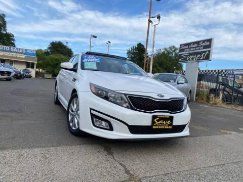 2014 Kia Optima for sale at Save Auto Sales in Sacramento CA