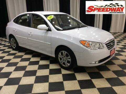 2009 Hyundai Elantra for sale at SPEEDWAY AUTO MALL INC in Machesney Park IL