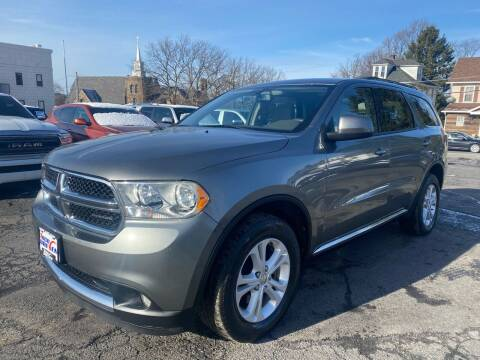 2011 Dodge Durango for sale at 1NCE DRIVEN in Easton PA